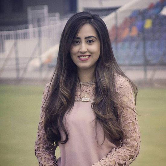 Bisma Ahmed